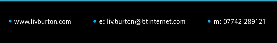 Contact Details For Liv Burton - Freelance Make Up Artist